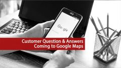 google maps customer questions and answers